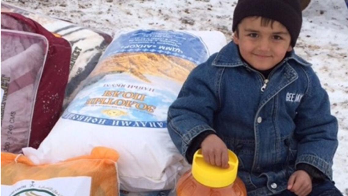 دفعة مساعدات من مركز الملك سلمان لضحايا الفيضانات في طاجكستان