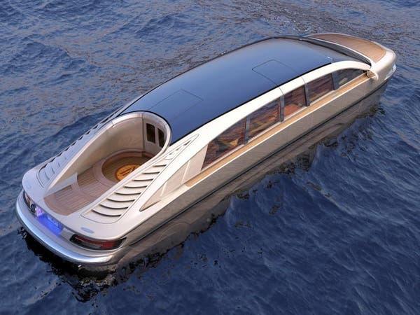"""سيارة """"برمائية"""" في الإمارات للبيع بـ 15 مليون درهم"""