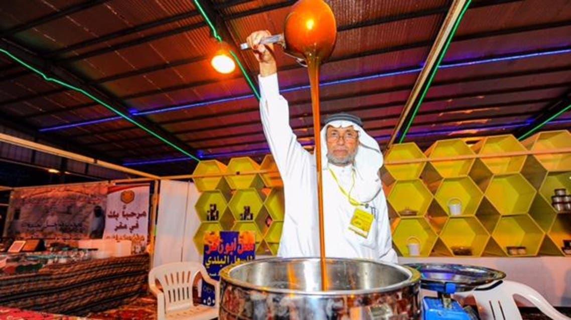 بالصور.. انطلاق مهرجان العسل الرابع بمجاردة #عسير