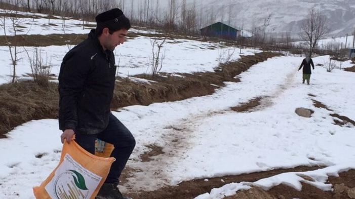 الفيضانات في طاجكستان