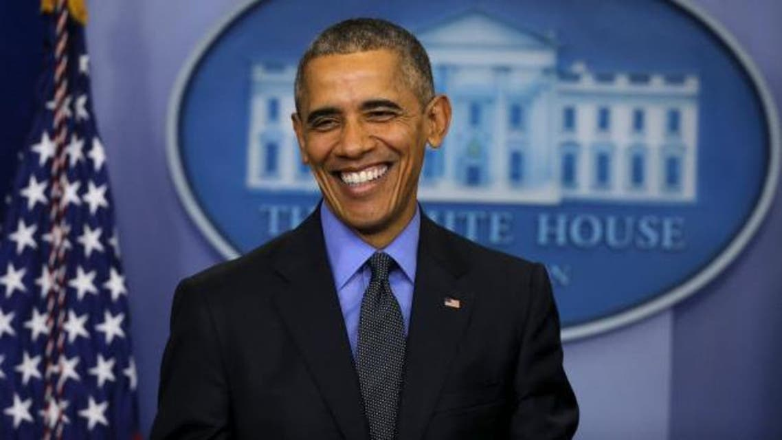 In his latest pop culture venture, Obama filmed the special with comedian Jerry Seinfeld, streamed on Crackle. (Reuters)