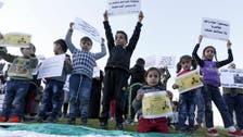 40 ألف شخص أمام خطر الموت جوعاً في #مضايا بريف دمشق