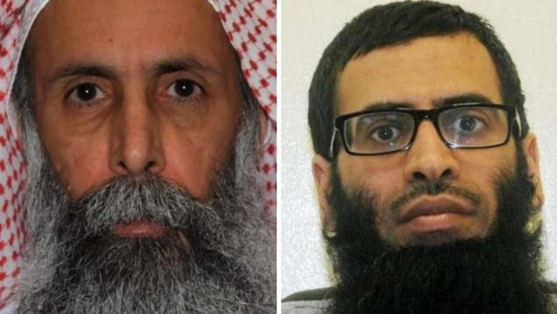 ho were Nimr al-Nimr and Faris al-Shuwail?