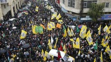 Thousands of Palestinians in Hebron funeral for slain assailants