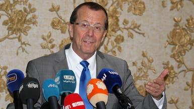 كوبلر يتوقع نشر قوات دولية في #ليبيا لمواجهة داعش