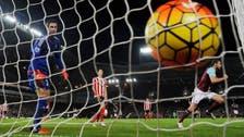 Carroll header seals West Ham win over Liverpool