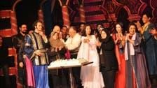 يحيى الفخراني يحتفل بخطوبة هبة مجدي ومحمد محسن