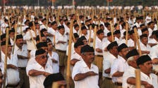 Hindu nationalists gather for massive India rally