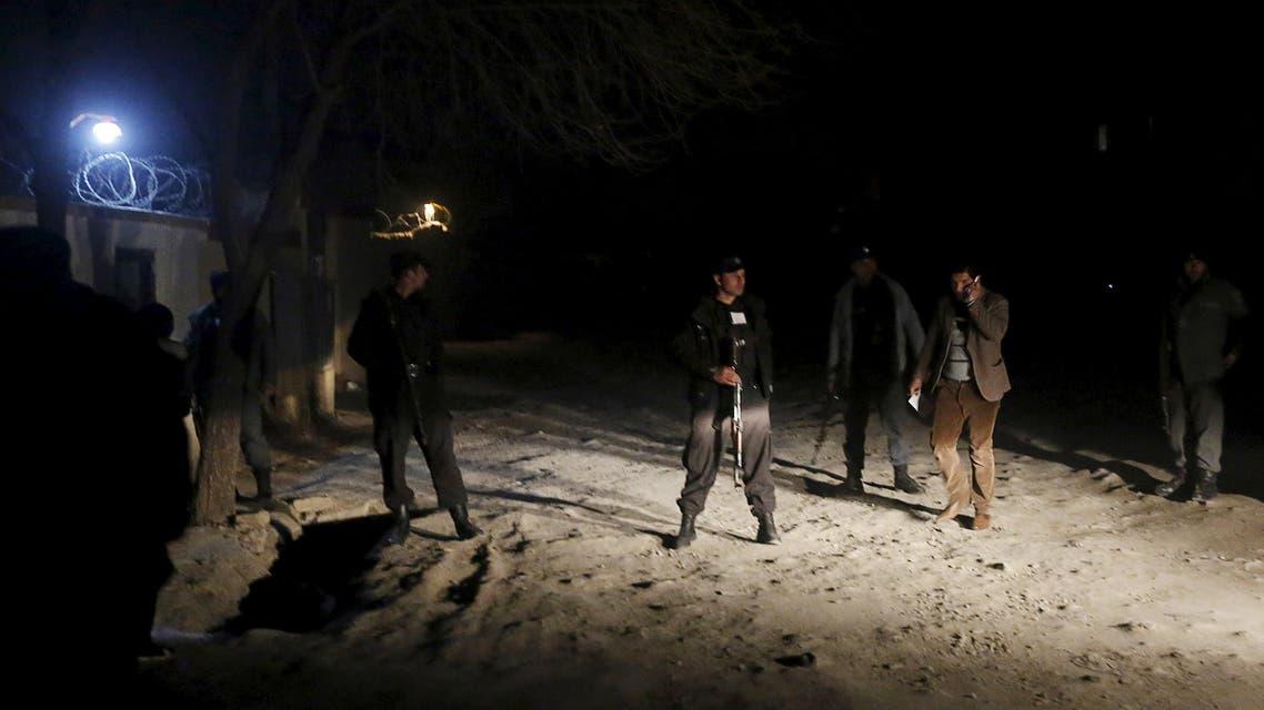 أفغانستان - موقع تفجير انتحاري