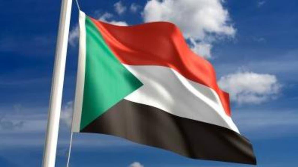 العلم السوداني علم السودان