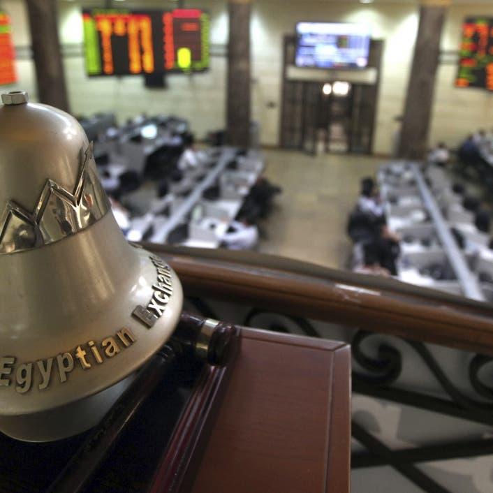 الأسهم القيادية تضغط على بورصة مصر وتعاملات هادئة بالخليج