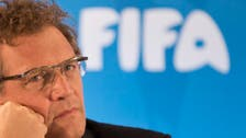 Ethics watchdog recommends nine-year ban for FIFA's Valcke