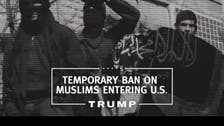 Donald Trump's first TV ad embraces Muslim ban