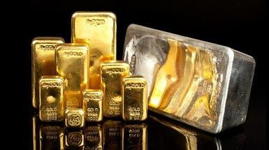 الذهب يتراجع وهبوط أسواق الأسهم يحد من خسائره