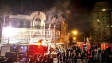 Iran upholds sentences of up to six months for Saudi embassy attackers