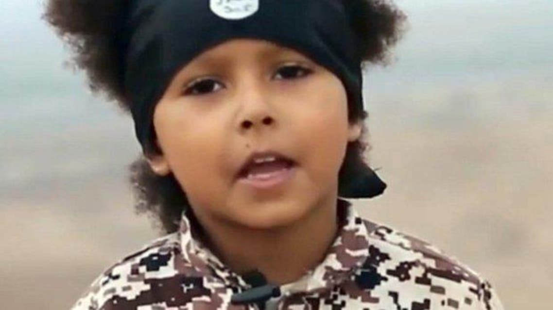 ISIS Young fighter