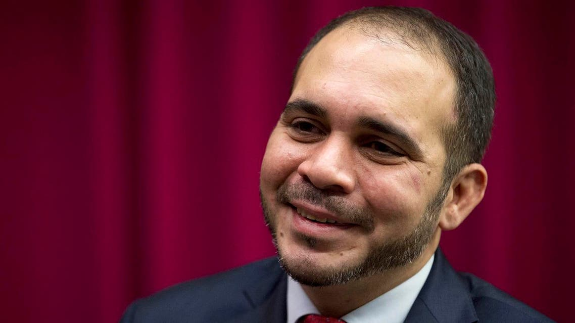 Prince Ali's manifesto calls for a maximum of two four-year terms as there is currently no limit. (File photo: AP)