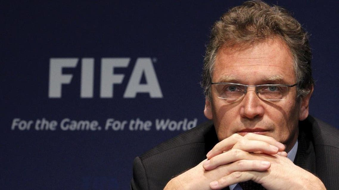 FIFA Secretary General Jerome Valcke | Reuters