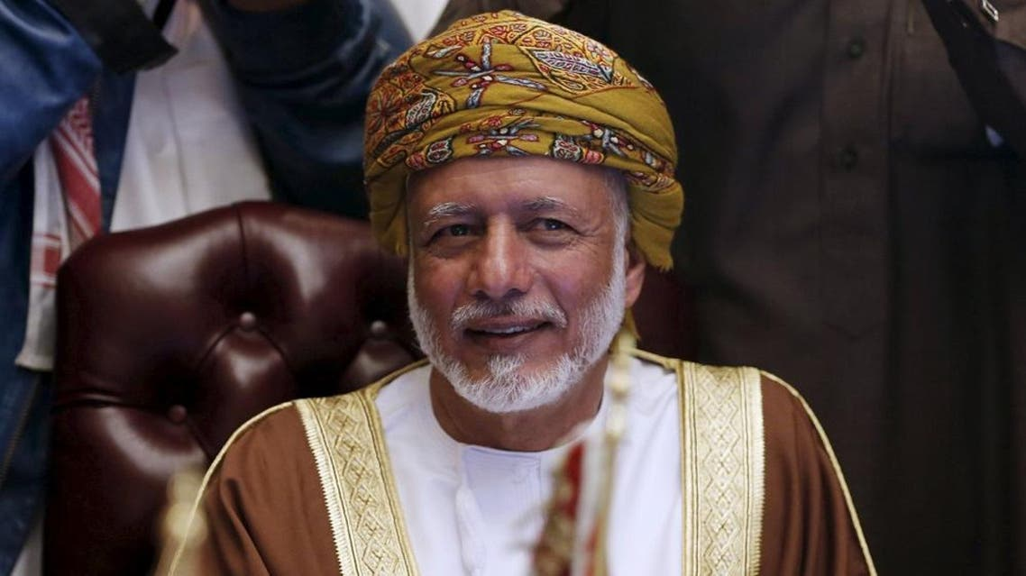 Oman's Foreign Minister Yusuf bin Alawi bin Abdullah attends a meeting for Gulf states Foreign Ministers in Riyadh. (File: Reuters)