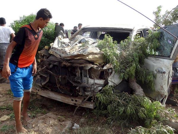 نجاة محافظي #عدن ولحج من محاولة اغتيال بسيارة مفخخة