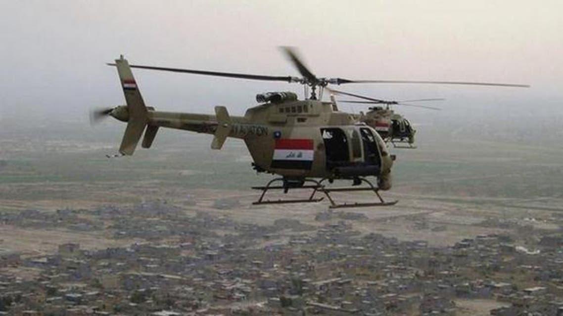 عراقی کاپٹر