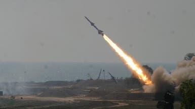 صاروخ باليستي حوثي استهدف السعودية وسقط في صعدة
