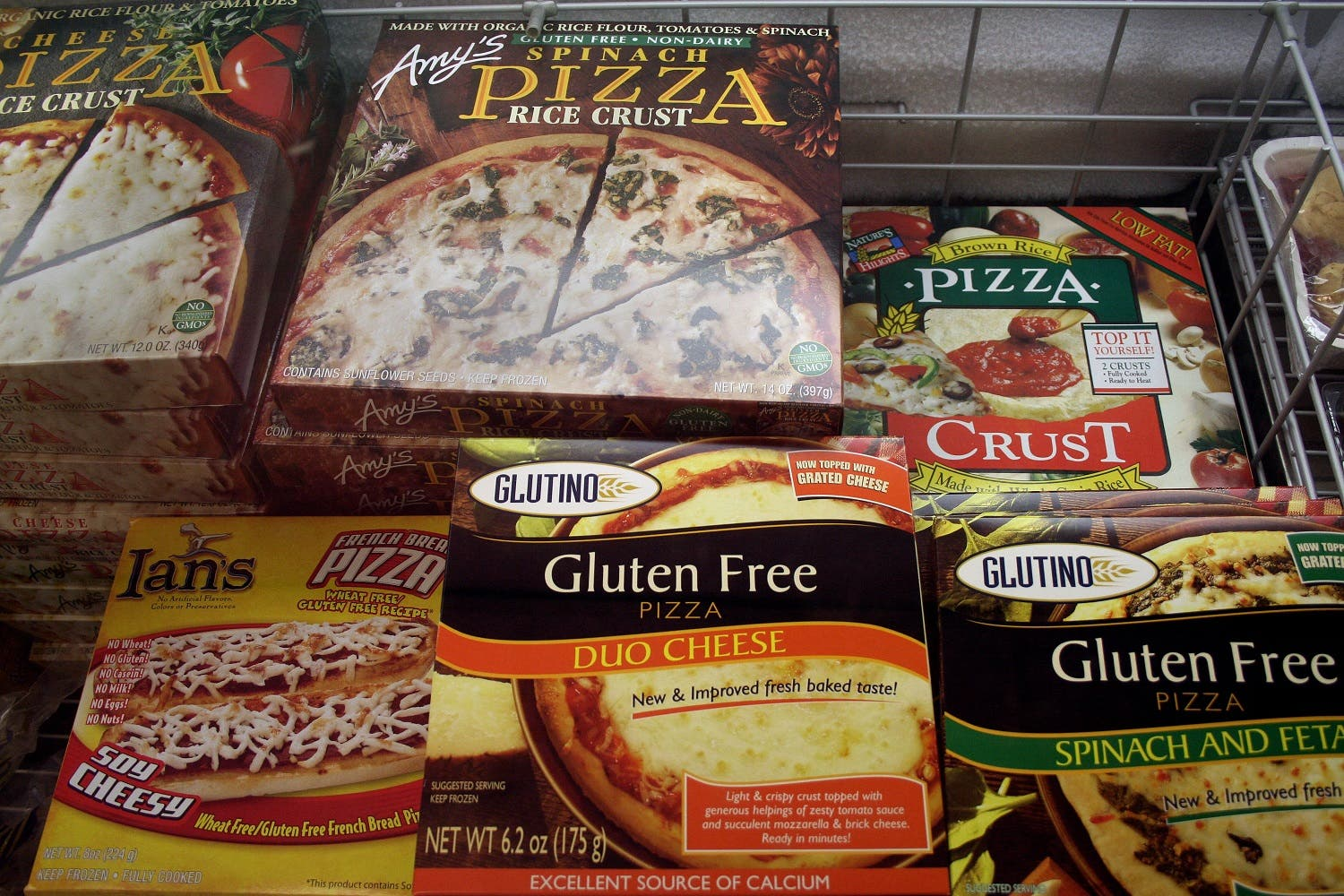 Millions of people are buying gluten free foods because they say they make them feel better, even if they don't have a wheat allergy. (AP)