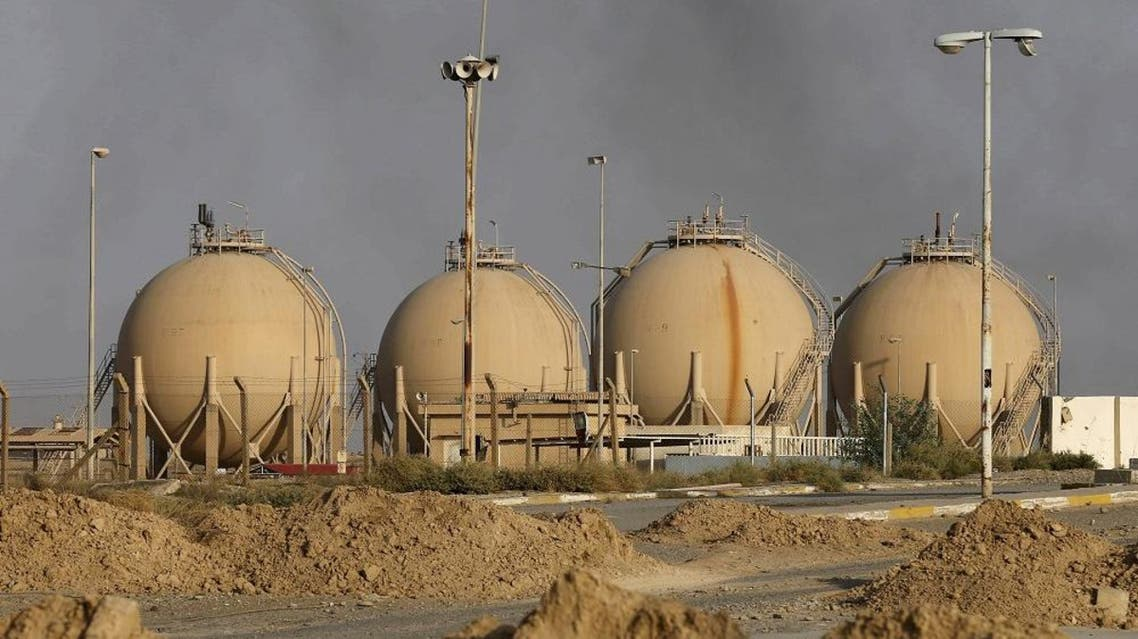 A view of Baiji oil refinery, north of Baghdad, which ISIS took a hold of in 2015 but was later re-captured by Iraqi forces. (File photo: Reuters)