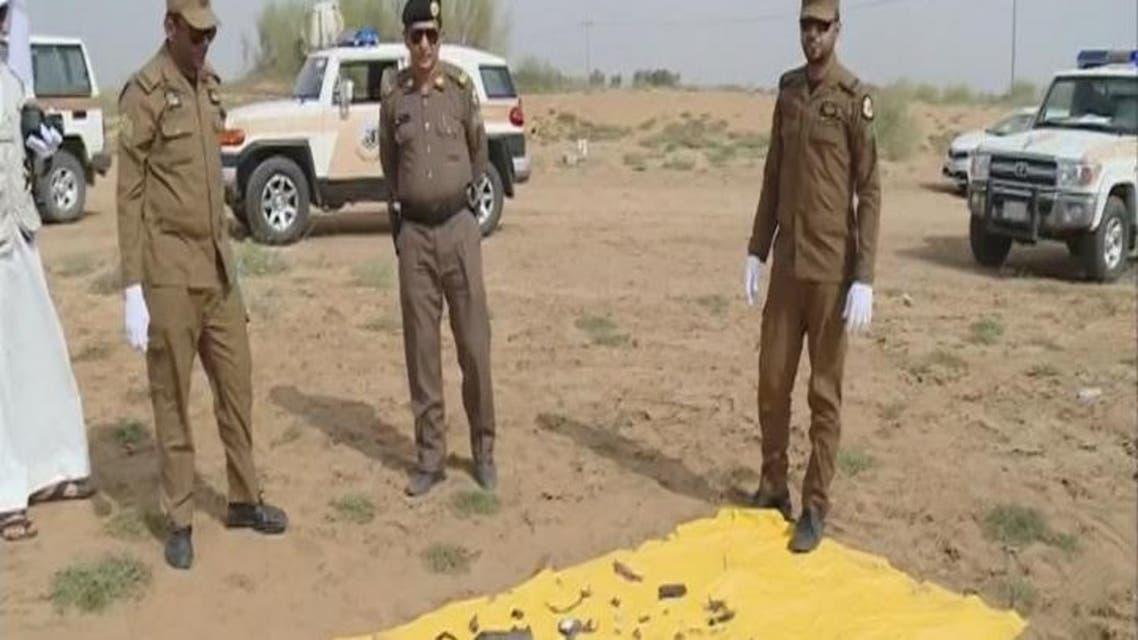 THUMBNAIL_ الدفاع الجوي السعودي يعترض صاروخا باليستيا للميليشيات
