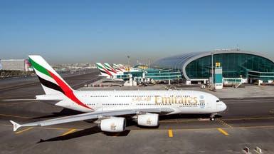 """نصف مليون مسافر متوقع عبر """"طيران الإمارات"""" بـ 10 أيام"""