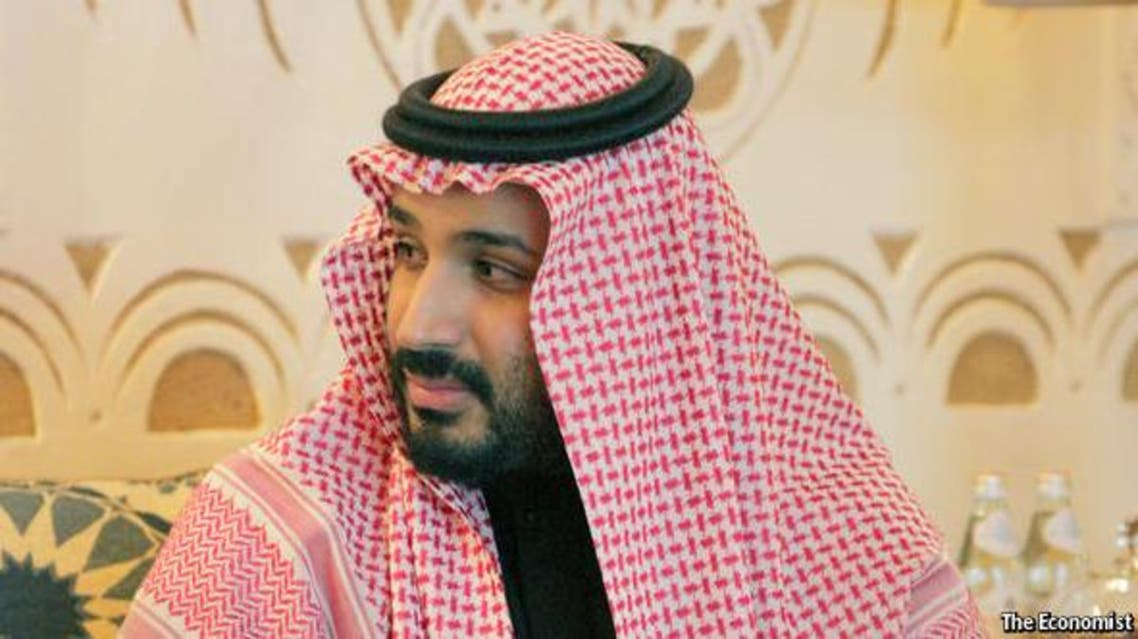 الأمير محمد بن سلمان بن عبدالعزيز ولي ولي العهد السعودي