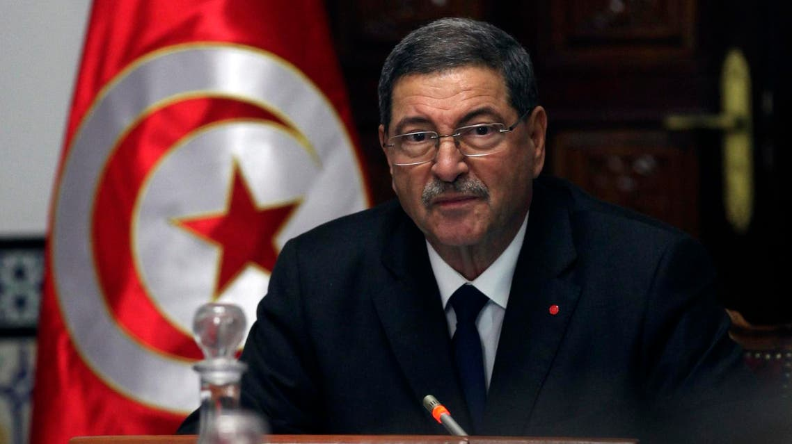 Tunisia's Prime Minister Habib Essid named new ministers of the interior, justice and foreign affairs, among others. (File photo: Reuters)