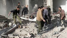 Up to 26 dead as Syria regime, rebels trade fire