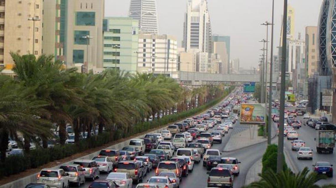 الرياض- السعودية - شوارع
