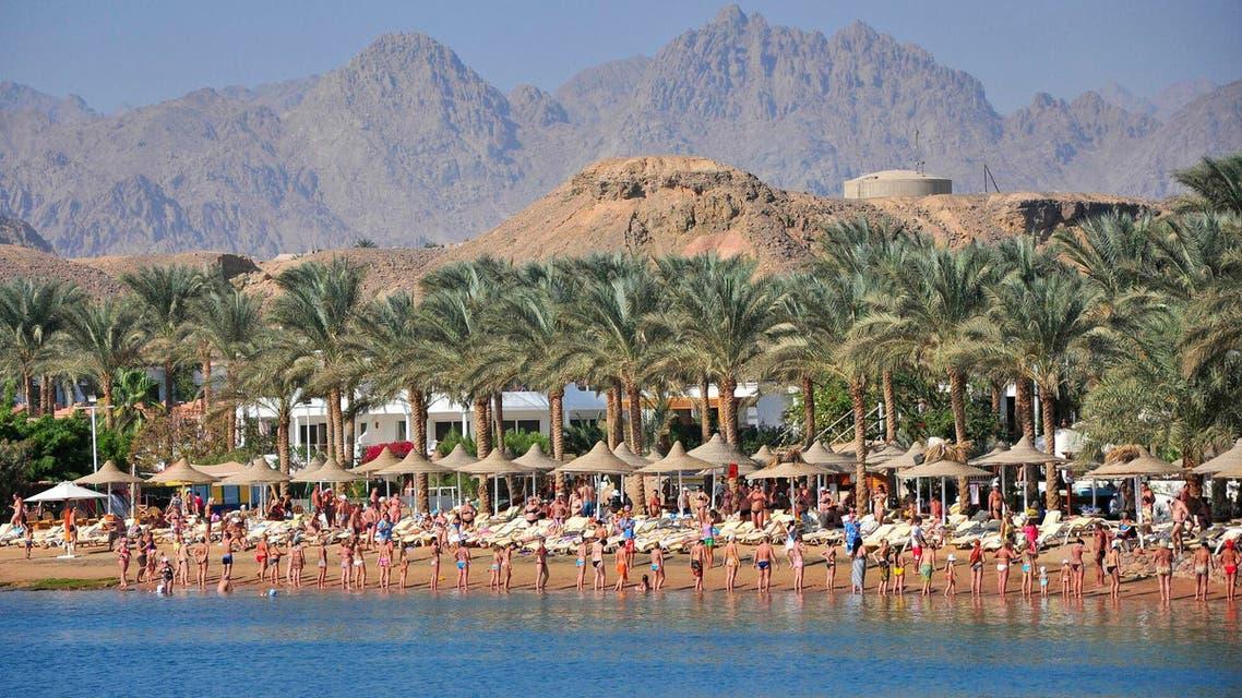 Egypt's Hurghada ap