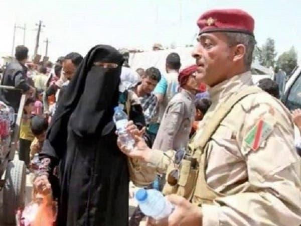 منظمة حقوقية: انقاذ 1000 مدني من أهالي الرمادي