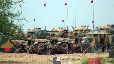 تركيا تعزز انتشارها العسكري عند الحدود مع سوريا