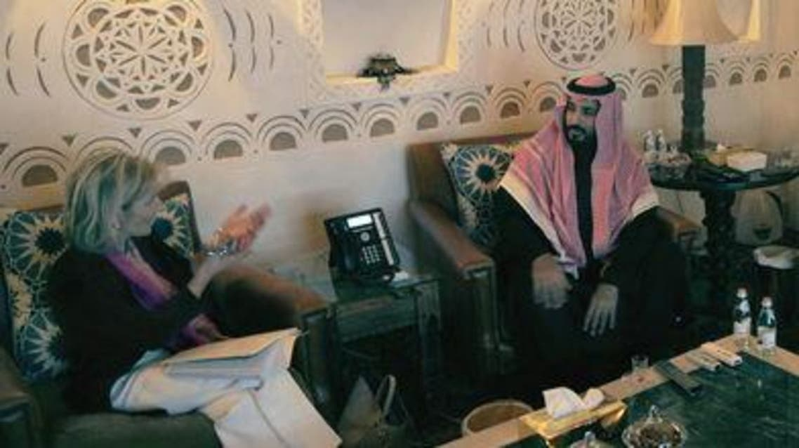 The interview with Prince Mohammed bin Salman was wide-ranging economic, political and social issues. (The Economist)