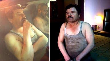 """اعتقال """"إل شابو"""" بارون المخدرات الهارب من سجن مكسيكي"""