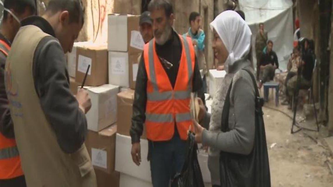 THUMBNAIL_ حصار مضايا.. النظام يواصل تهجير سكان الزبداني