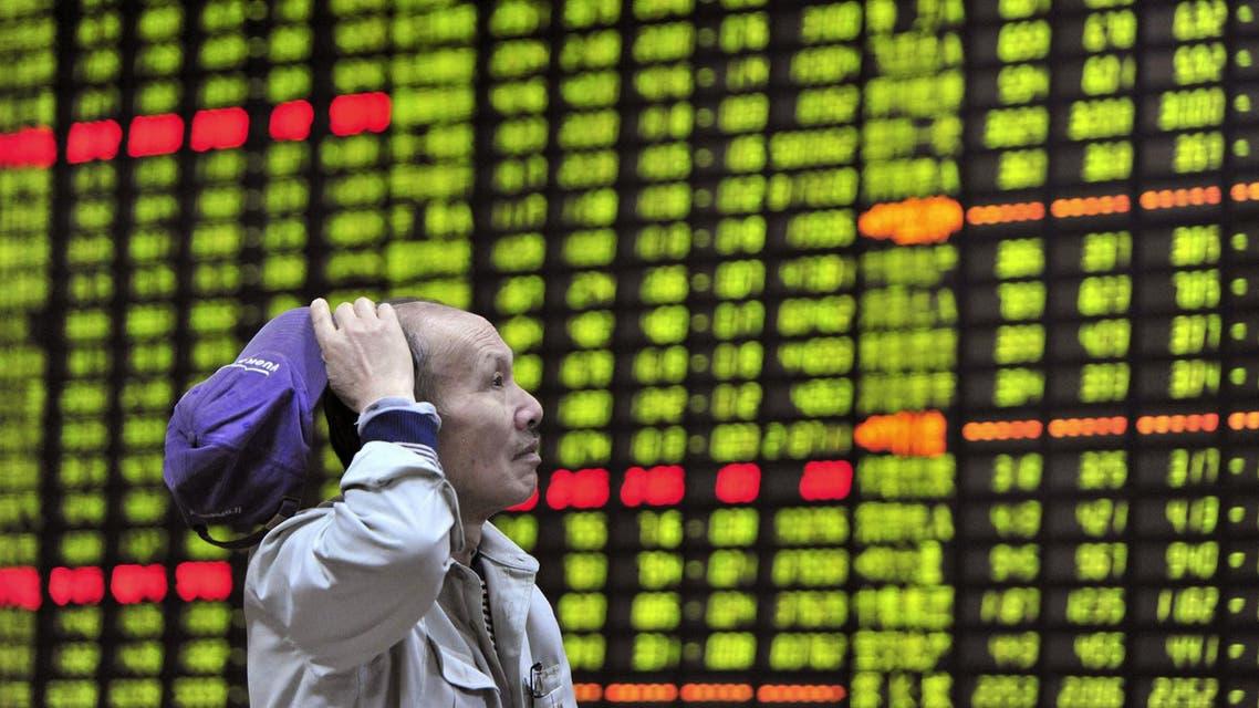 أسهم - الصين - بورصة