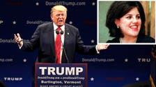 Trump anti-Clinton smear video brings up Monica Lewinsky