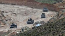 Gunmen kill Lebanese intelligence officer near Syria border
