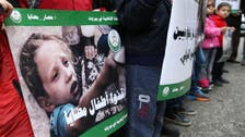Starving besieged Syrian towns to receive aid