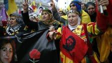 Thousands of Kurds protest in Paris over women's murders