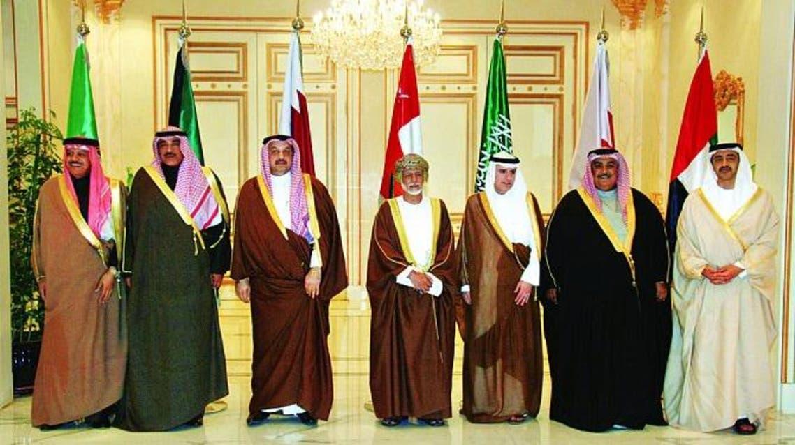 وزراء مجلس التعاون الخليجي