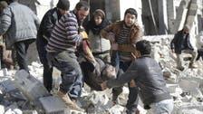 """المعارضة """"تذكر"""" المجتمع الدولي بجرائم الأسد وتدينها"""