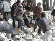 سوريا.. طائرة تقصف مستشفى في إدلب وتوقع ضحايا