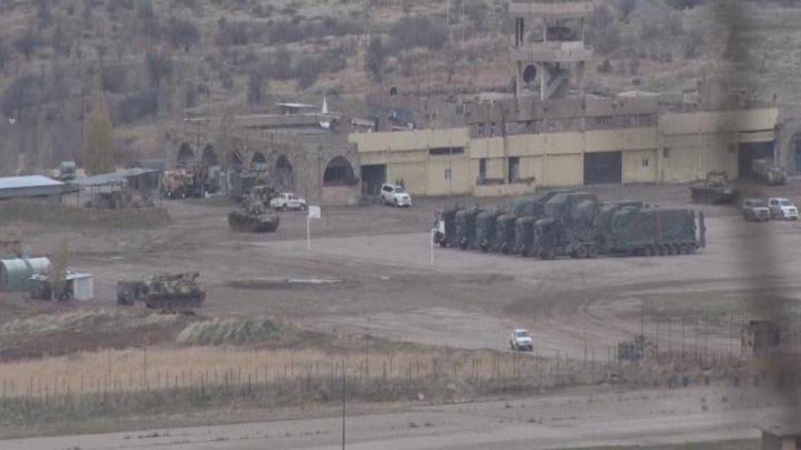 THUMBNAIL_ العراق ينفي وقوع هجوم على القوات التركية في بعشيقة