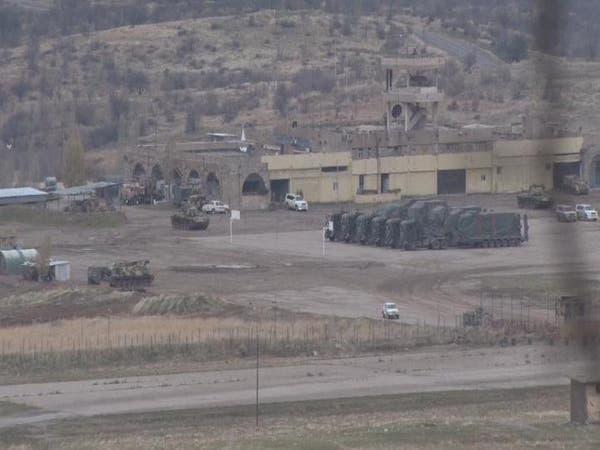 """العراق.. تنظيم """"داعش"""" يستهدف معسكر بعشيقة وتركيا ترد"""